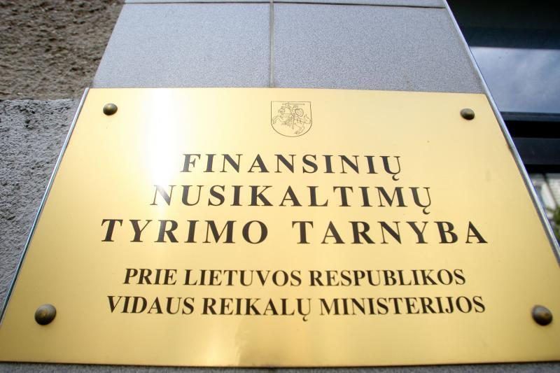 "FNTT pareigūnai apsilankė ""City Service"" būstinėje"