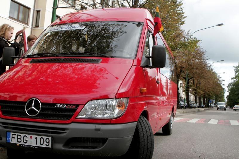 """Savivaldybė: už naujus maršrutus keleiviai """"nubalsavo"""" bilietais"""