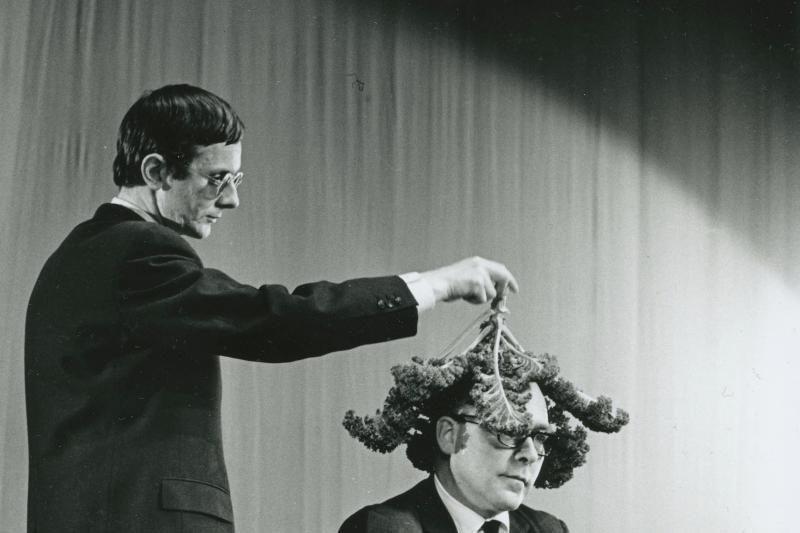 "Minint ""Fluxus"" 50-metį - žvilgsnis į pirmuosius performansus"