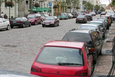 Klaipėdos senamiesčio verslininkai grasina streikais