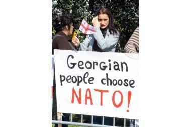 Ukrainai ir Gruzijai greitai atsivers kelias į NATO