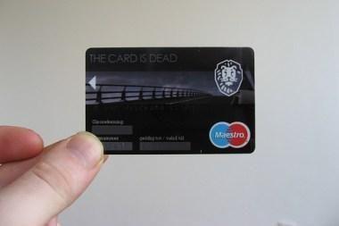 Palestinietis į Klaipėdą atplaukė turėdamas tik banko kortelę