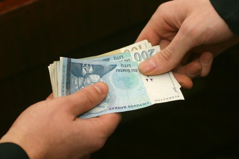 Vilkaviškio bendrovės vadovas įtariamas pasisavinęs 370 tūkst. litų