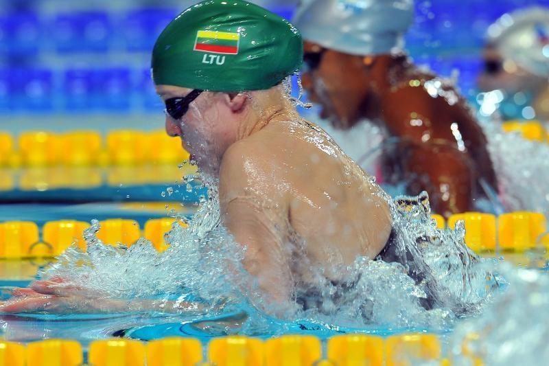 Šuolis: R. Meilutytė beveik 8 sek. pagerino Lietuvos rekordą