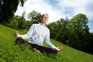 70 metų nevalgantis jogas sudomino kariškius