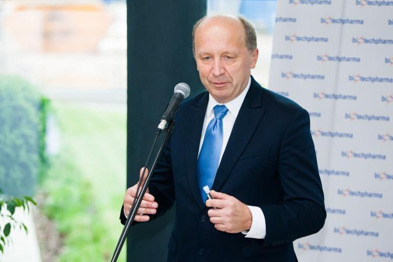 """A.Kubilius: A.Medvedevas neturėjo nustebti dėl """"Gazprom"""" tyrimo"""
