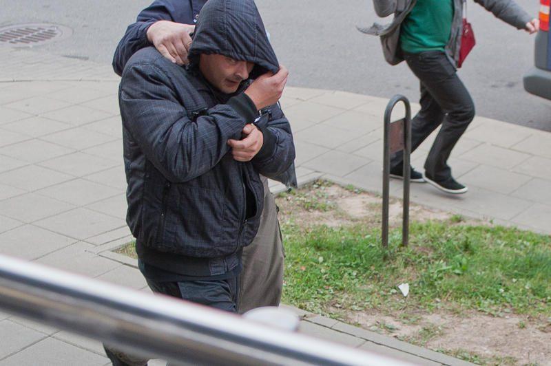Dar viena nusikalstama grupuotė priėjo liepto galą