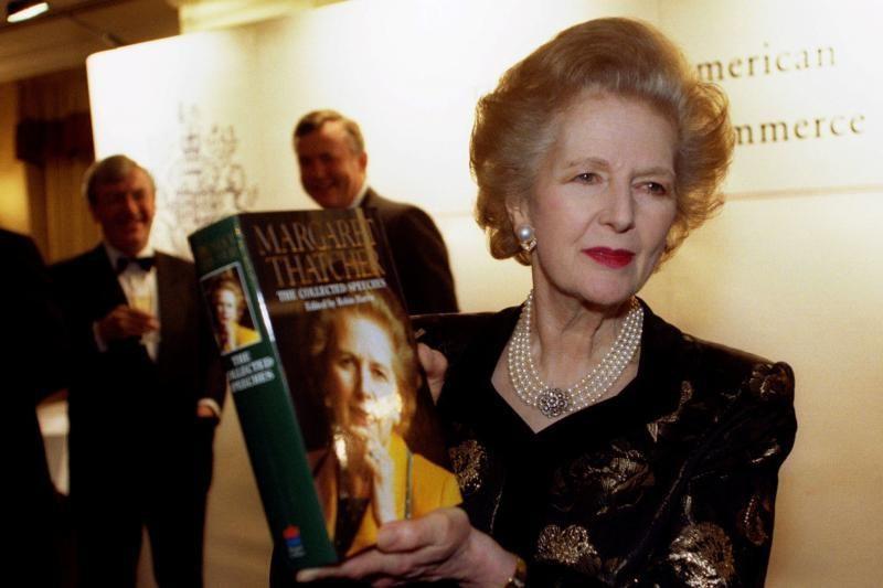 Šalta, agresyvi, nepakenčiama - tokia M. Thatcher argentiniečiams