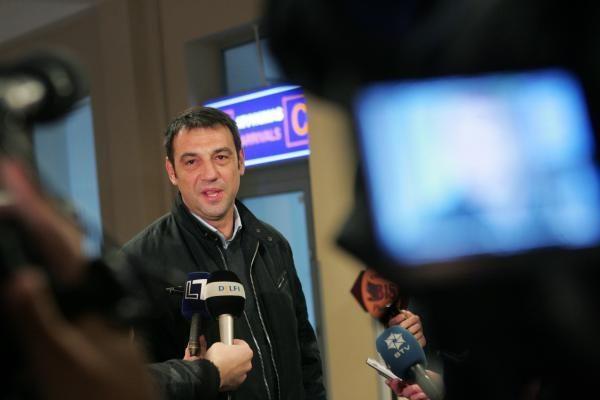 """A.Trifunovičius: Tel Avivo """"Maccabi"""" sirgalių kuriamo pragaro nebijome"""