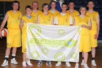 Europos lietuvių krepšinio turnyras – Airijoje