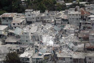 Haityje per žemės drebėjimą viešėjusi Lietuvos pilietė saugiai evakuota