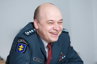 Sostinės policijos vadovas  tiki L.Bankausko nekaltumu