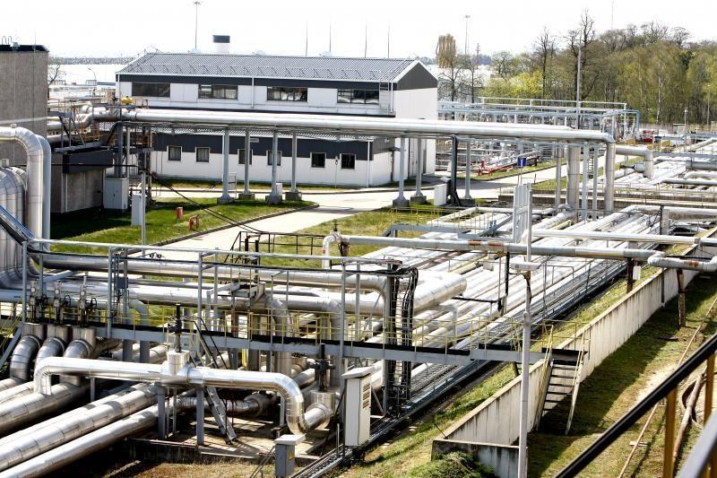 """""""Klaipėdos nafta"""" pasirašė sutartį su Ispanijos dujų tiekimo kompanija"""