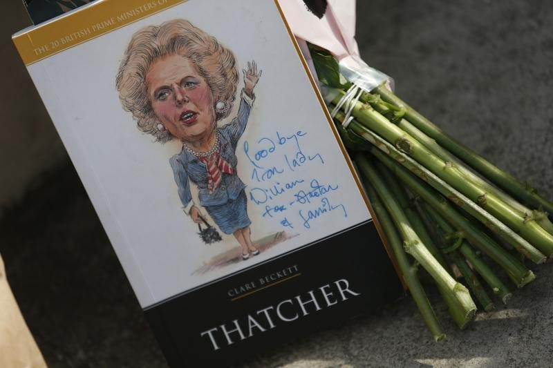 Madrido taryba pageidauja M. Thatcher gatvės