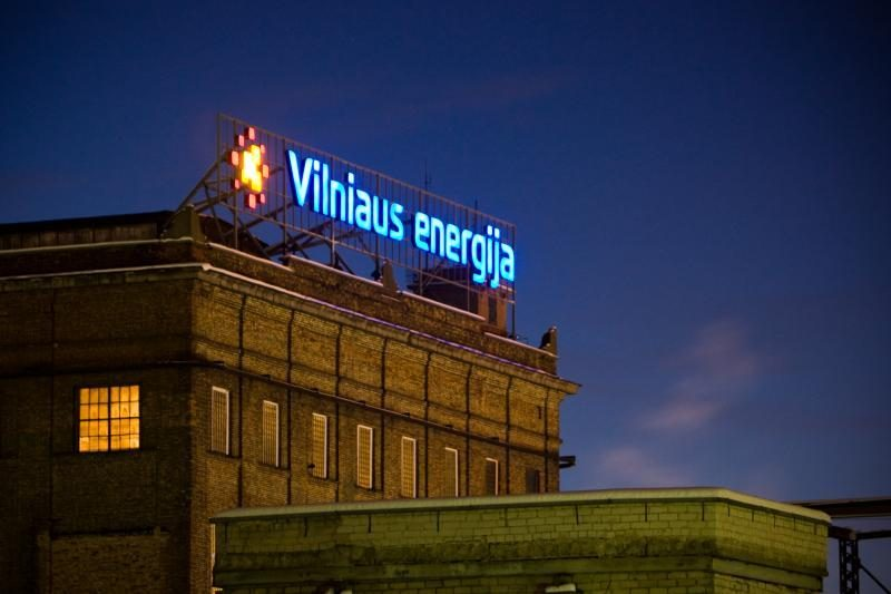 """Premjeras rengia pasitarimus dėl """"Vilniaus energijos"""""""