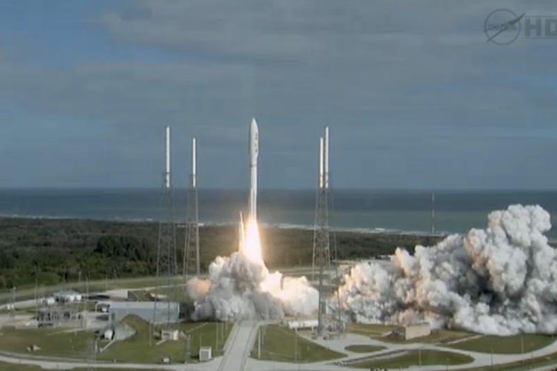 NASA kuria sunkią raketą, skirtą nešti erdvėlaiviams