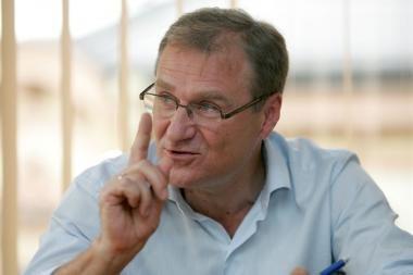 A.Čaplikas: pandeminį gripą keičia sezoninis