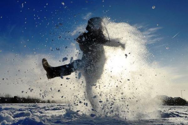 Lenkijoje šią žiemą mirtinai sušalo 87 žmonės