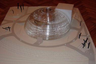 Pristatyti Tauro kalno projektai