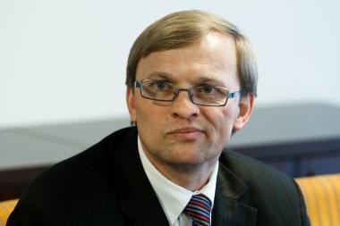 A.Valantinas pretenduoja į Vilniaus apygardos teismo teisėjus