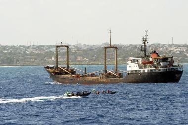 Lietuva karių į Somalį siųsti dar neplanuoja
