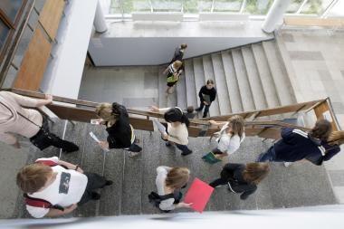 Karjeros mugėje studentai laukiami su gyvenimo aprašymais