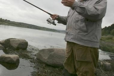 Vilniaus rajone nuskendo žvejys