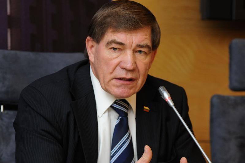 Prokurorai domisi buvusio Seimo nario P.Luomano išsipirktu automobiliu