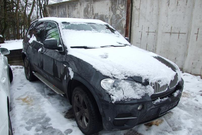 Valentino dieną Klaipėdoje siautė automobilių detalių vagys
