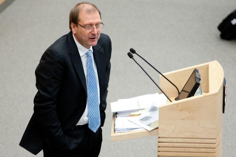 12 mln. litų iš Nacionalinės kredito unijos nukeliavo V. Uspaskicho sūnui