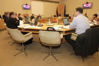 Vyriausybės nariai posėdžiaus Klaipėdoje