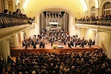 Filharmonijoje - koncertas J.Gruodžio 125-osioms gimimo metinėms