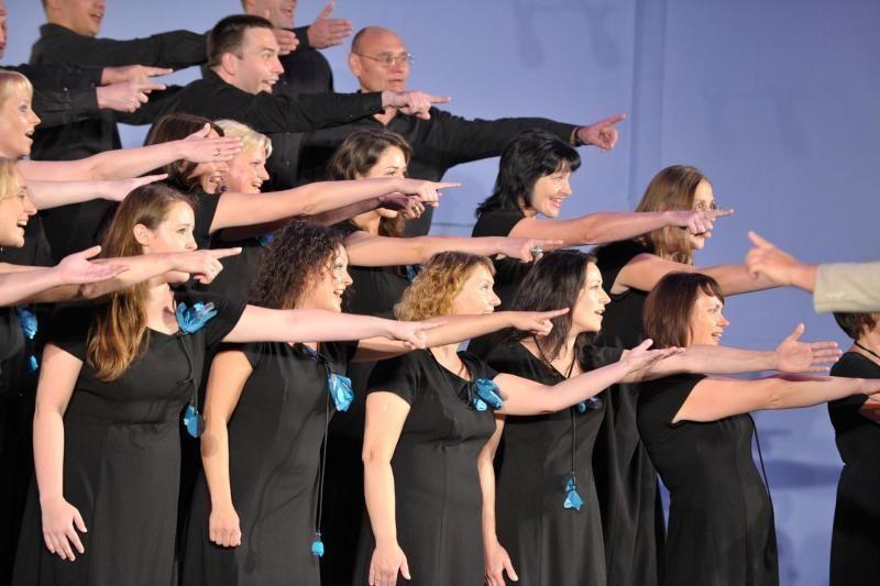 """Klaipėdiečių choras """"Cantare"""" parsivežė prizą iš konkurso Ispanijoje"""