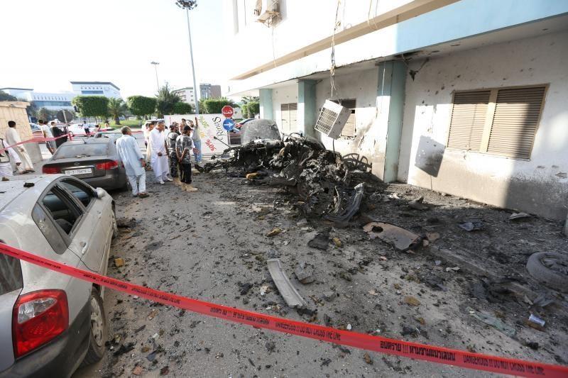 Libijos sostinėje per bombų sprogimus žuvo du žmonės