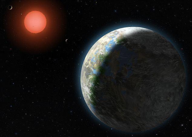 Astronomai atrado planetą su gyvybei ypatingai palankiomis sąlygomis