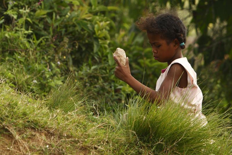 Mažėja badaujančių žmonių, tačiau kova su badu vis vien lėtėja