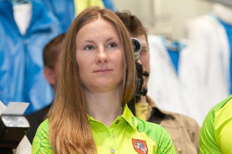 B. Virbalytės pergalė sportinio ėjimo varžybose Slovakijoje