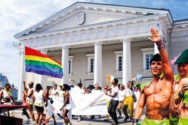 Seksualinių mažumų eitynės Vilniuje: dalyvaus ir Švedijos ministrė