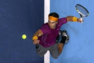 Antroji R.Nadalio pergalė baigiamajame turnyre Londone
