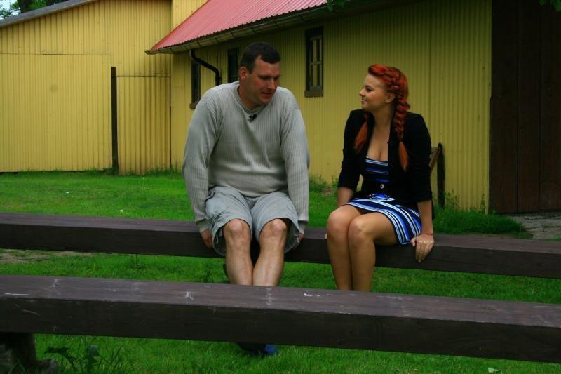 Televizijos dėka suradęs mylimąją, ūkininkas linki drąsos ir kitiems
