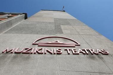 Muzikinio teatro vadovė tikisi mero geranoriškumo