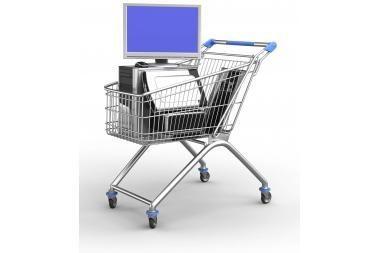 Elektronikos atliekas surinkinės prie prekybos centrų