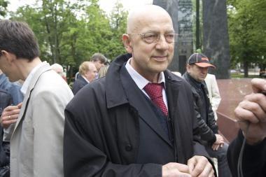 K.Čilinsko vadovaujamas judėjimas nori atsikratyti partijų narių