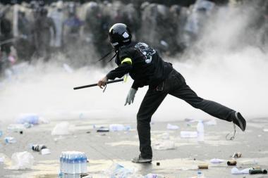 Tailande per neramumus žuvo du policininkai