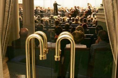 Filharmonijoje – svečias iš Jungtinių Valstijų