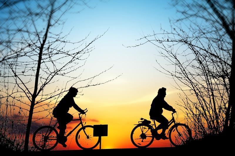 Tyrimas: kas penktas lietuvis automobilį iškeistų į dviratį