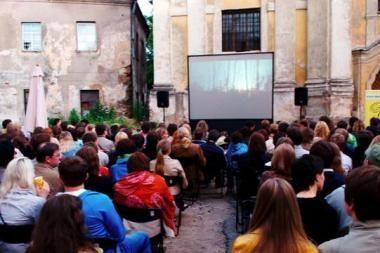 Vienos minutės filmų banga užlies Klaipėdą