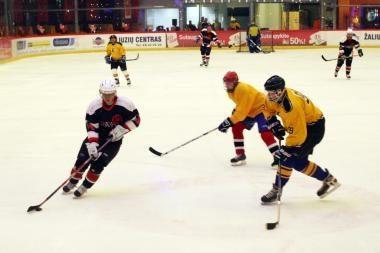 Klaipėdoje – ledo ritulio klubų čempionatų kulminacija