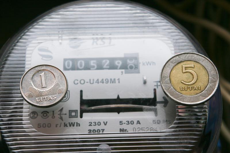 Nuo Naujųjų metų Lietuvoje pabrangs elektra, bet atpigs dujos