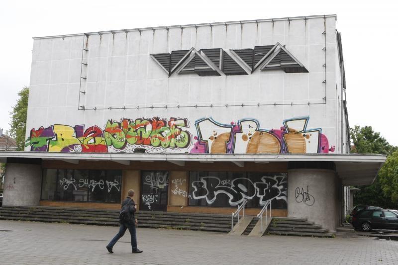 Išterliotų pastatų savininkų laukia baudos